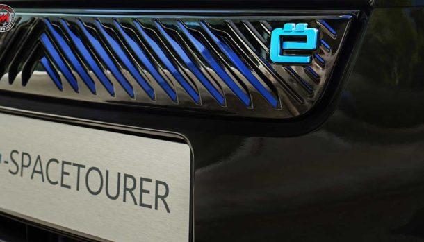 Citroen e-SpaceTourer: il van full electric