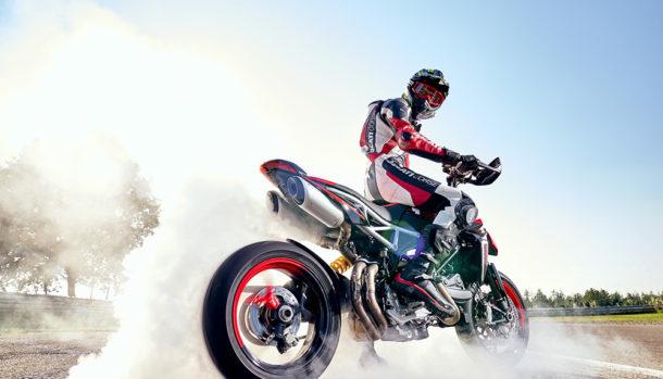 Ducati Hypermotard 950 RVE: la fun-bike speciale!