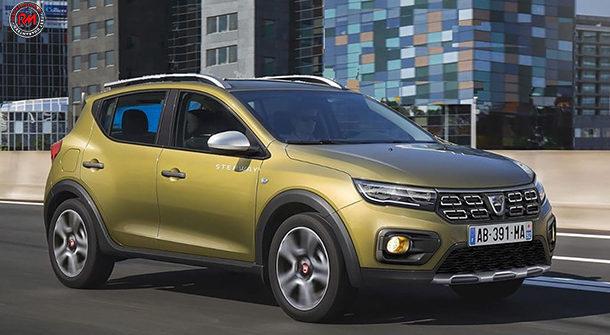 Nuova Dacia Lodgy 2021