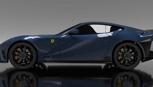 Ferrari 812 Superfast by DMC: un tuning di livello!