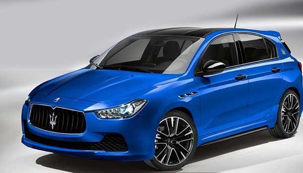 Fiat Tipo Concept by Maserati