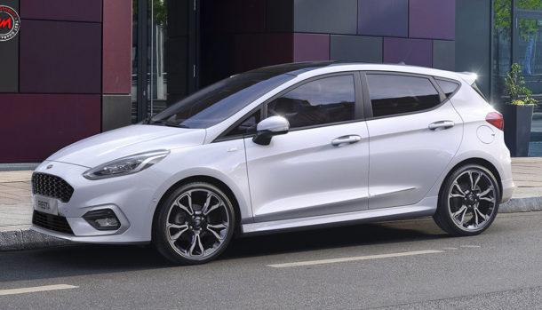 Ford Fiesta EcoBoost Hybrid
