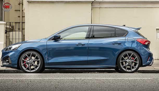 Ford Focus ST: ora anche con cambio automatico!