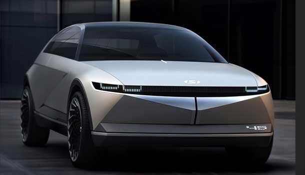 Hyundai 45: un render che anticipa una novità elettrica!