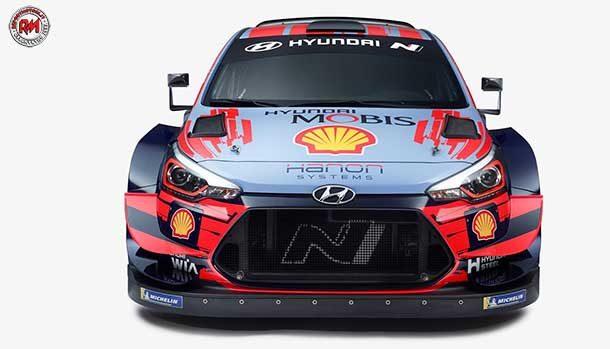 Hyundai i20 WRC 2020: un concentrato di potenza!