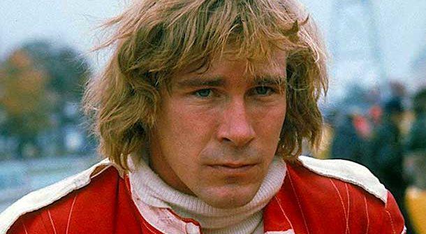 James Hunt e la sua vita dedicata alle corse