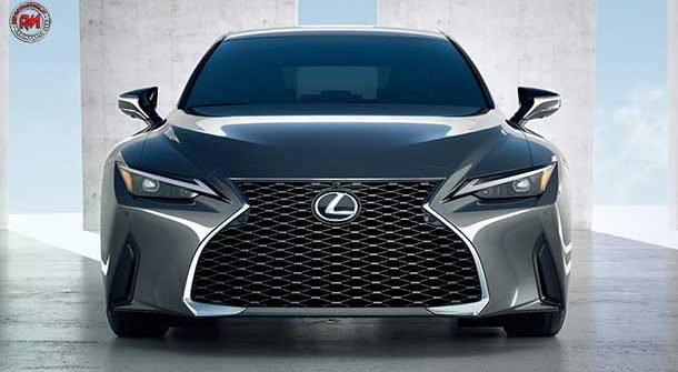 Lexus IS 2021: minor peso e prestazioni elevate!
