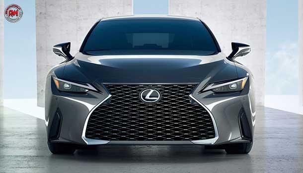 Lexus IS 2021: minor peso e prestazioni elevate!