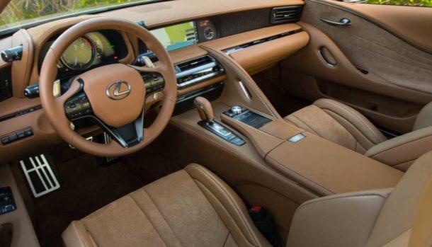 Lexus LC Coupé 2021