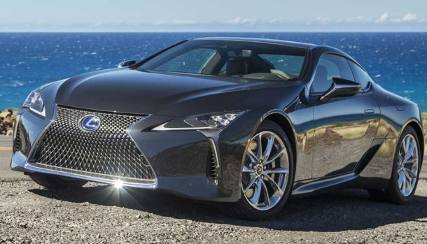 Toyota / Lexus LC Coupé 2021