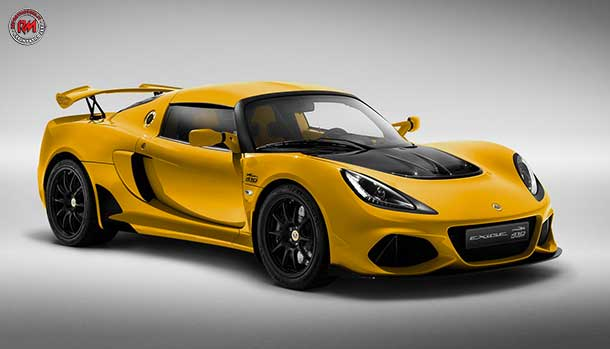 Lotus Exige 410 20th Anniversary Edition 2020