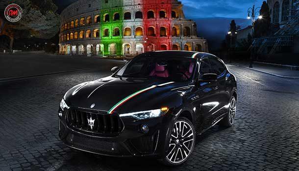 Maserati Levante Trofeo Tricolore