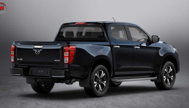 Mazda BT-50: il pick-up figlio del Kodo Design!