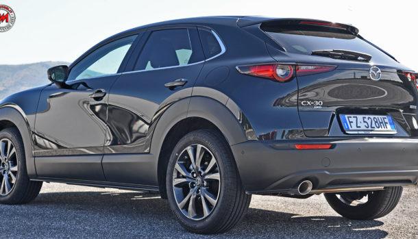 Mazda CX-30 2.0L Skyactiv-X M-Hybrid