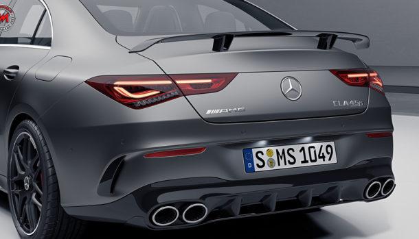 Mercedes-AMG CLA Aero Pack