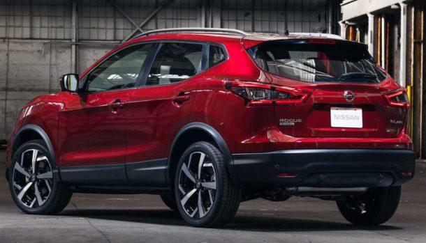 Nuova Nissan X-Trail