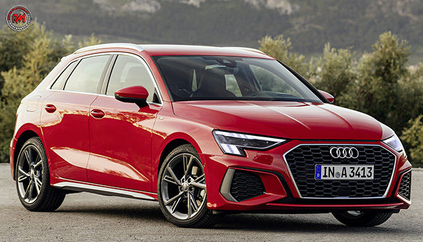 Nuova Audi A3 2021