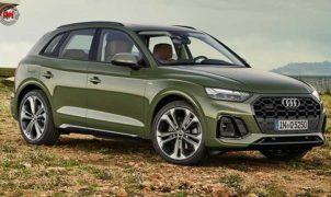 Nuova Audi Q5