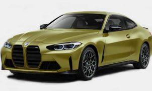 Nuova BMW M4 Coupe 2021