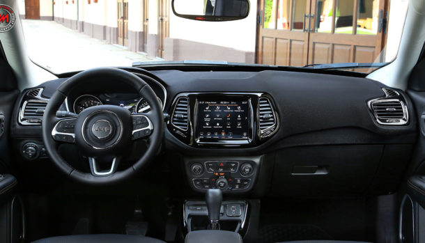 Nuova Jeep Compass made in Melfi