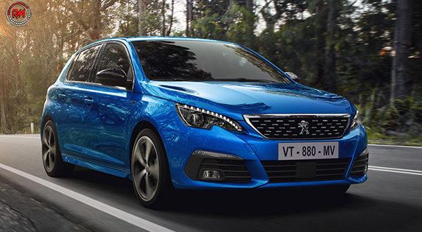 Peugeot 308 2021