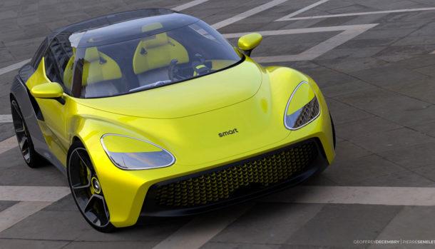 Smart Roadster Mille Miglia