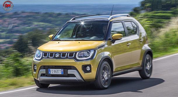 Nuova Suzuki Ignis Hybrid 2020