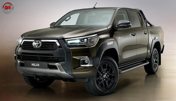 Nuova Toyota Hilux 2021