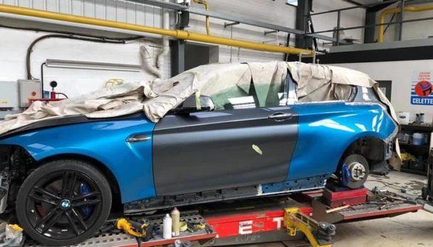 BMW M140i: un tuning da 400 cavalli ed un look da M2!