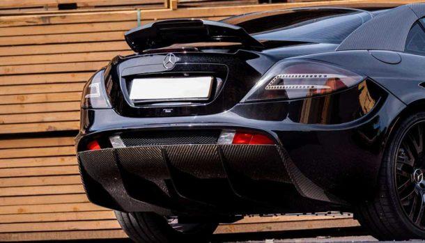 Mercedes-Benz SLR McLaren by Mansory