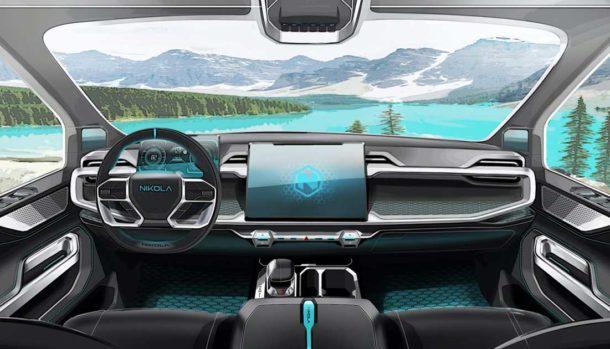 Nikola Badger il pick-up che sfida Tesla!