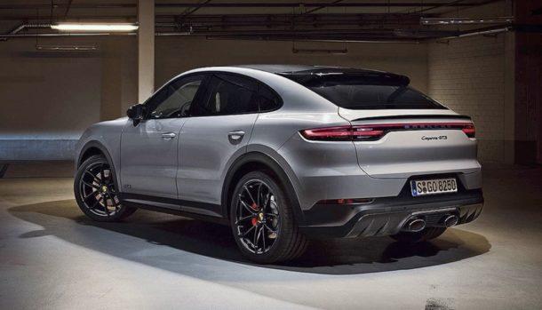 Porsche Cayenne Coupé GTS 2021