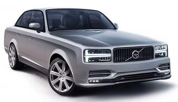 Volvo 240 rendering: un futuro difficile!