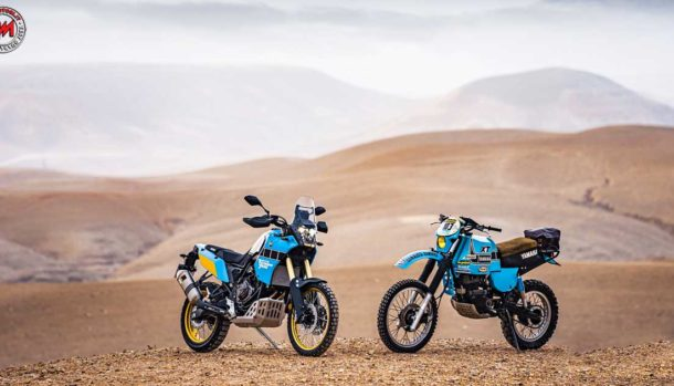 Yamaha Ténéré 700 Rally Edition 2020