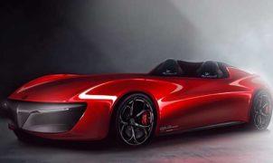 Alfa Romeo Mille Miglia Spider Concept