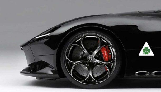 Alfa Romeo Nero