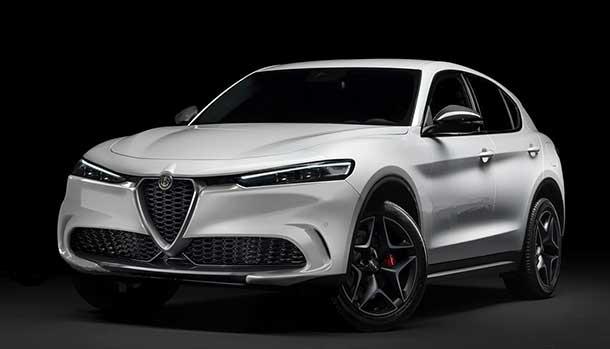 Alfa Romeo Stelvio Restyling 2021