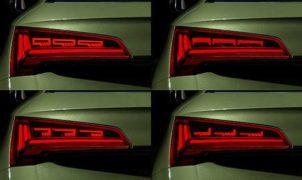Audi Q5 - Gruppi ottici posteriori OLED