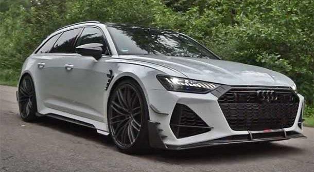Audi RS6 Avant - ABT RS6-R