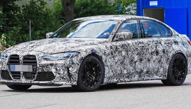 Nuova BMW M3 2021, dati tecnici, design, la prova in pista, uscita 2
