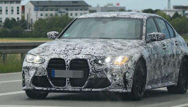Nuova BMW M3 2021, dati tecnici, design, la prova in pista, uscita 4