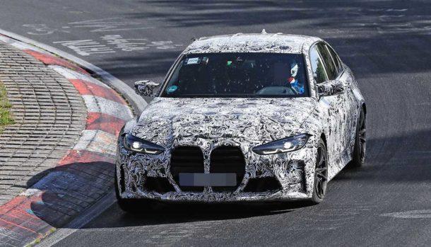 Nuova BMW M3 2021, dati tecnici, design, la prova in pista, uscita 11