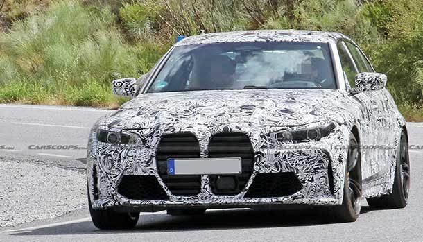 BMW M4 Coupé 2021