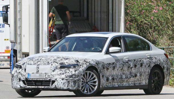 BMW Serie 3 EV