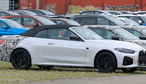 BMW Serie 4 Cabrio 2021