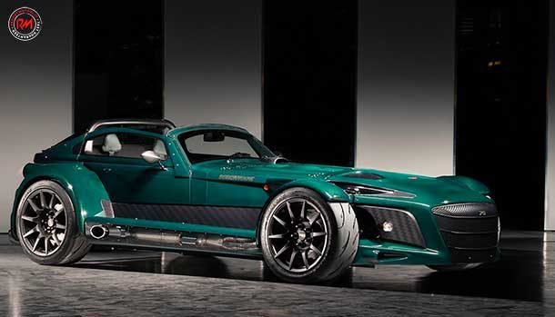 Donkervoort D8 GTO-JD70 Bare Naked Carbon Edition 2020