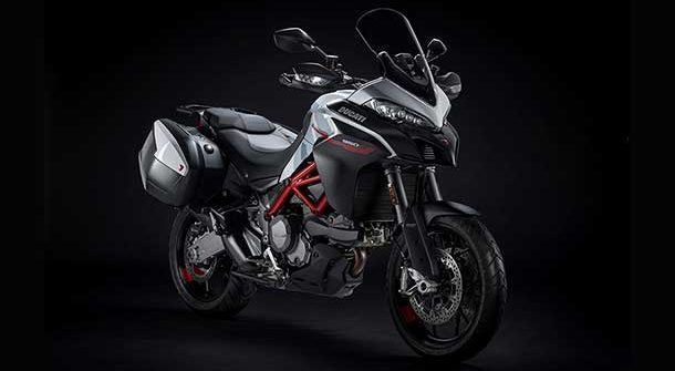Ducati Multistrada 950 S GP White 2021