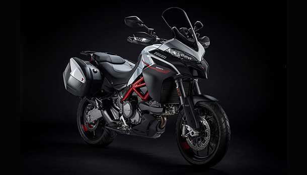 Ducati Multistrada 950 S GP White 2021