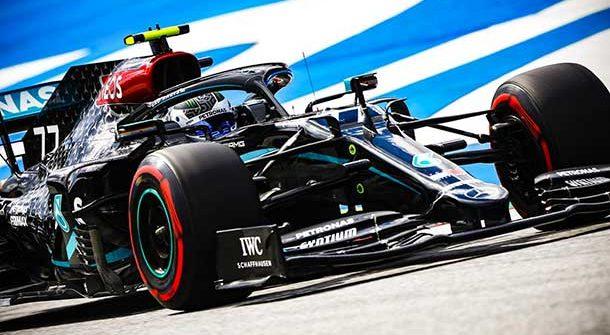 F1 2020 Bottas