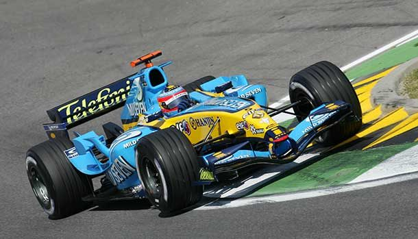 Fernando Alonso - Renault F1